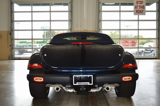 Pre-Owned 2001 Chrysler Prowler Mulholland Edition