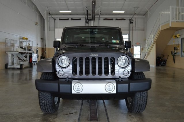 Certified Pre-Owned 2014 Jeep Wrangler Sahara