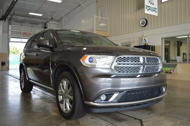 Certified Pre-Owned 2019 Dodge Durango SXT Plus