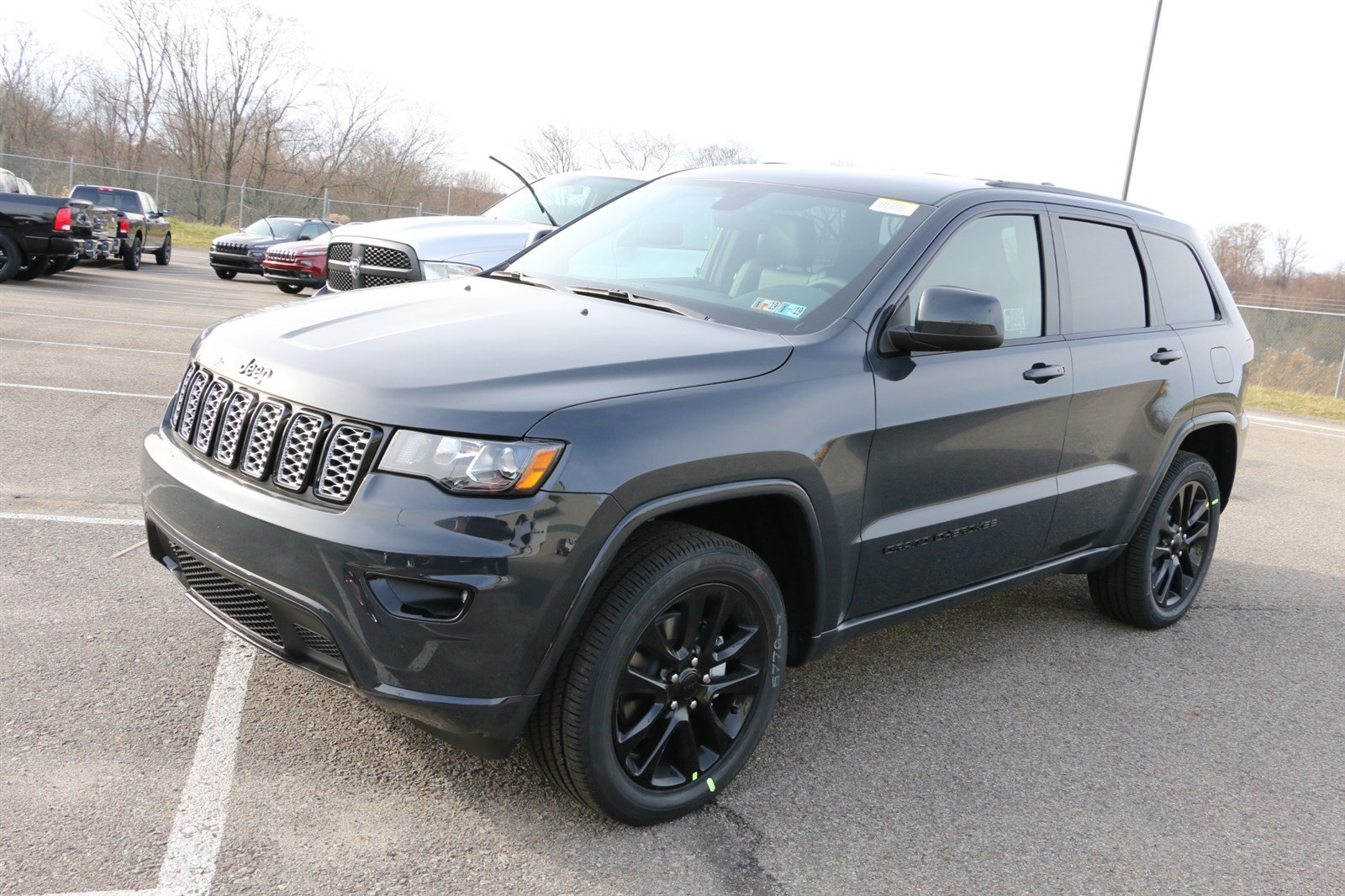 new 2018 jeep grand cherokee altitude sport utility in greensburg j21910 hillview motors. Black Bedroom Furniture Sets. Home Design Ideas