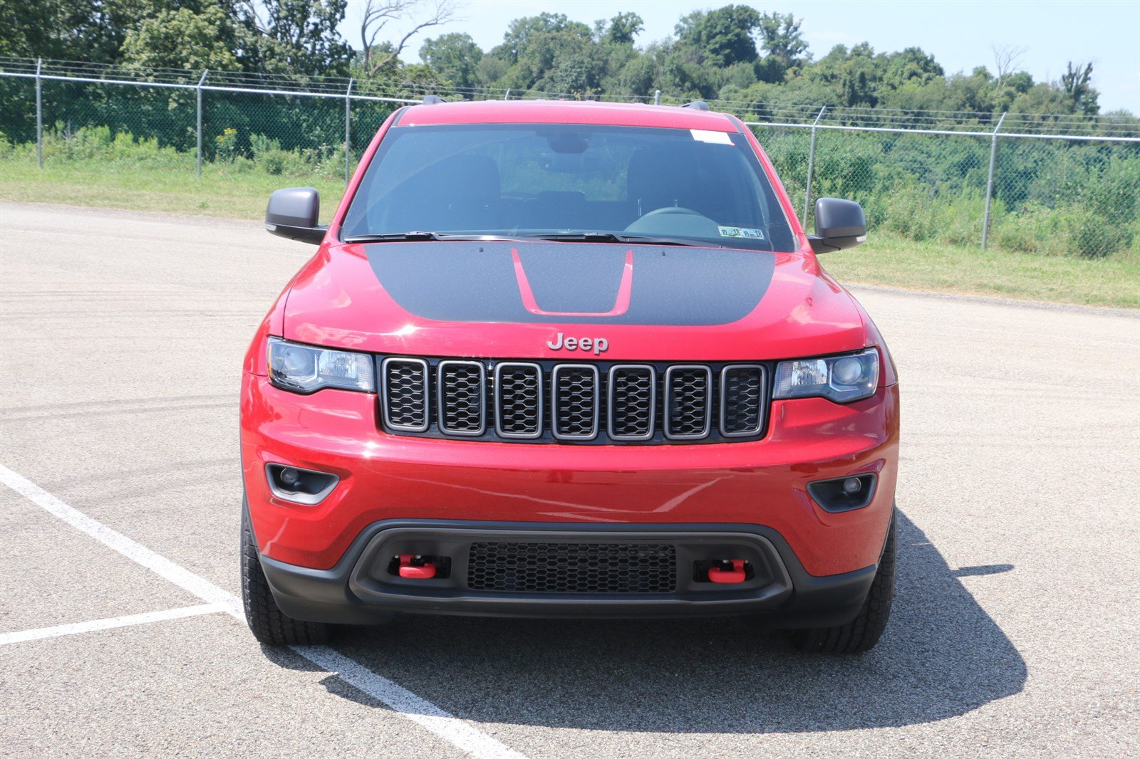 new 2018 jeep grand cherokee trailhawk sport utility in greensburg j21676 hillview motors. Black Bedroom Furniture Sets. Home Design Ideas