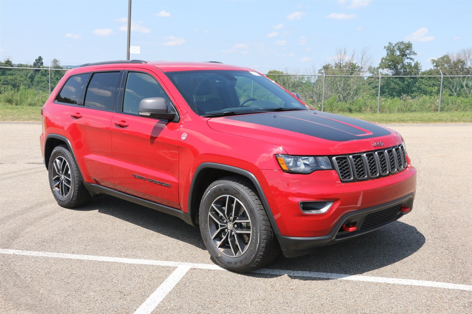 new 2018 jeep grand cherokee trailhawk sport utility in greensburg