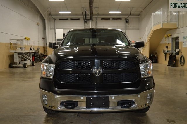 Certified Pre-Owned 2016 Ram 1500 Outdoorsman