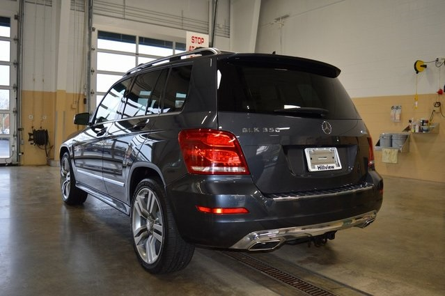 Pre-Owned 2014 Mercedes-Benz GLK GLK 350