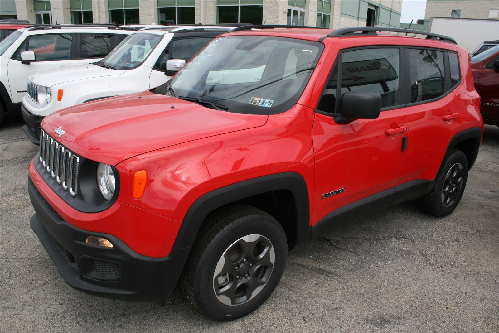 new 2017 jeep renegade sport sport utility in greensburg. Black Bedroom Furniture Sets. Home Design Ideas
