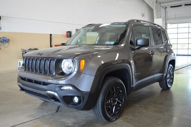 Pre-Owned 2020 Jeep Renegade Sport