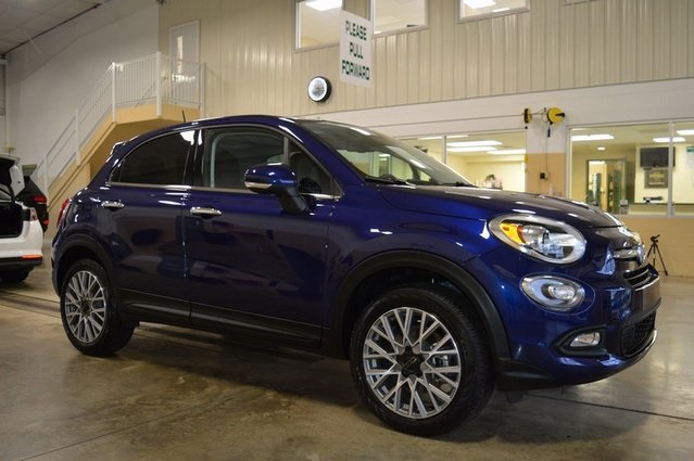 Pre-Owned 2018 FIAT 500X Lounge
