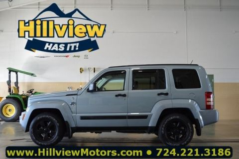Pre-Owned 2012 Jeep Liberty Sport Arctic Edition
