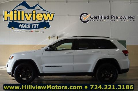 Certified Pre-Owned 2019 Jeep Grand Cherokee Upland Edition