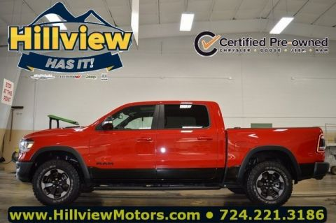 Certified Pre-Owned 2019 Ram 1500 Rebel
