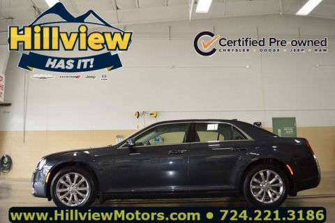 Certified Pre-Owned 2018 Chrysler 300 Touring