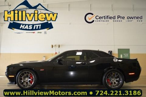 Certified Pre-Owned 2015 Dodge Challenger SRT