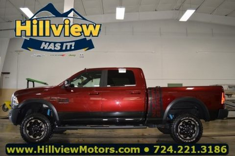 Pre-Owned 2018 Ram 2500 Power Wagon