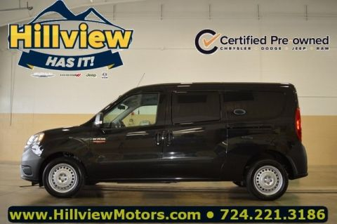 Certified Pre-Owned 2019 Ram ProMaster City Tradesman